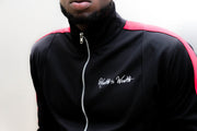 BRed (Black/Red) Track Jacket