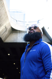 Nipsey Blue Track Jacket