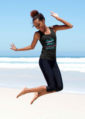 Healthy Always Waves - Women's Tank
