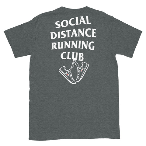 Social Distance Running Club Tee