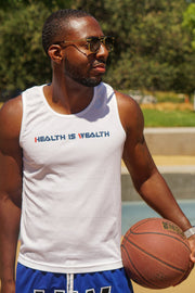 Health Is Wealth Muscle Tank