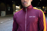 Virginia (Maroon/Orange) Track Jacket