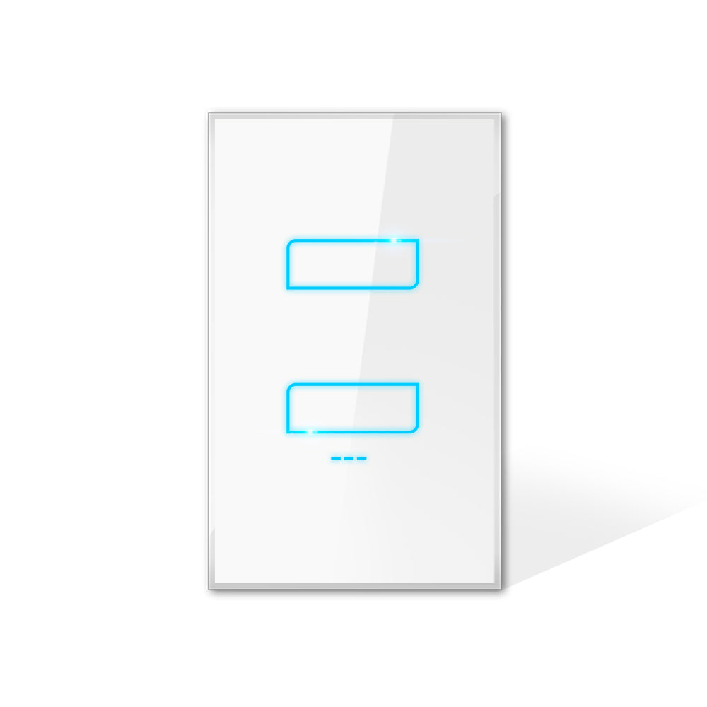 Double Gang Wi-Fi Light Switch