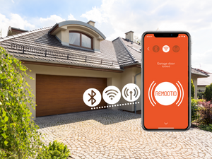 Remootio WiFi Garage & Gate Controller