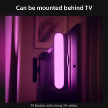 Load image into Gallery viewer, Philips Hue Play Light Bar Base Kit 2 Pack - White & Colour Ambiance