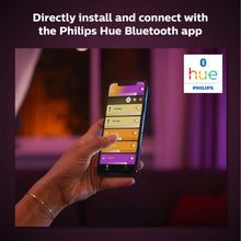 Load image into Gallery viewer, Philips Hue B22 Colour/White Ambiance Bulb