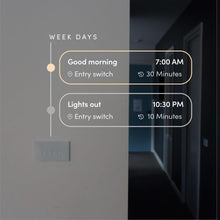 Load image into Gallery viewer, LIFX White 4-button in-wall Wi-Fi Controlled Smart Switch