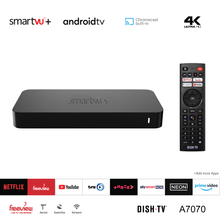 Load image into Gallery viewer, SmartVU+ Android TV Freeview Receiver