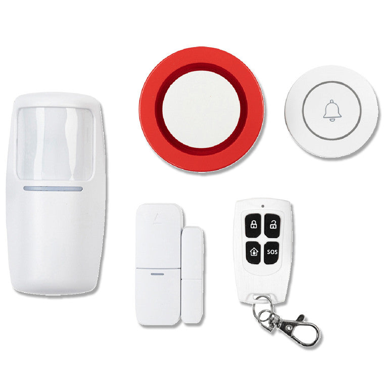 Brilliant Smart Smart WiFi Home Security Kit