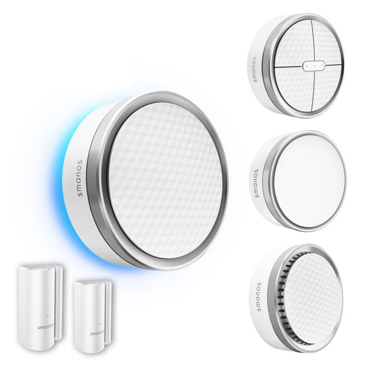 SMANOS K1 SmartHome DIY Security Alarm Kit