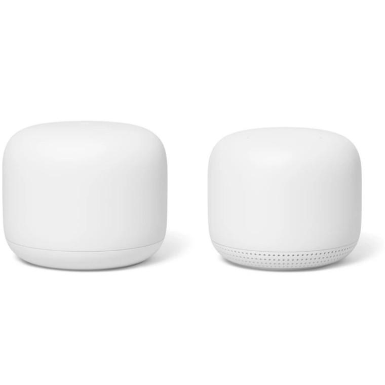 Google Nest Wi-Fi Mesh System - 2 Pack