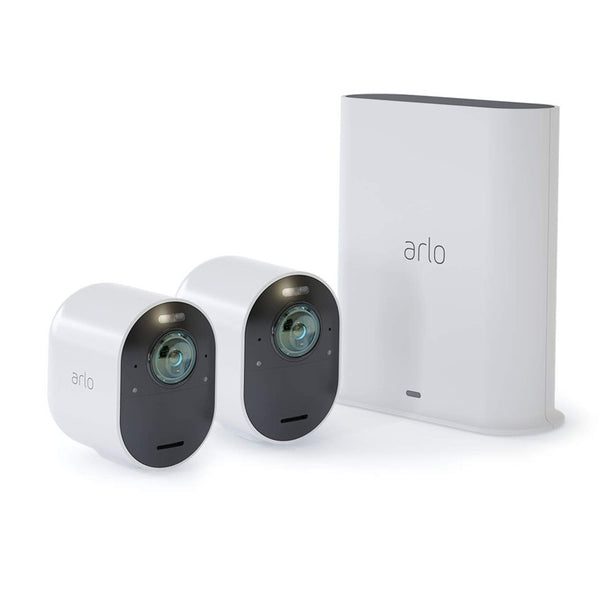 Arlo Ultra 4K Wire-Free Security Camera System
