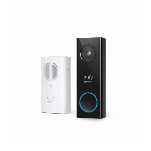 Eufy Video Doorbell 2K + Chime (Wired)