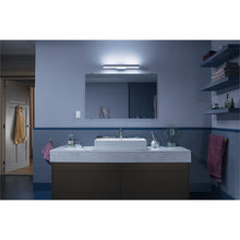 Load image into Gallery viewer, Philips Hue Adore Bathroom Mirror Light - 40W