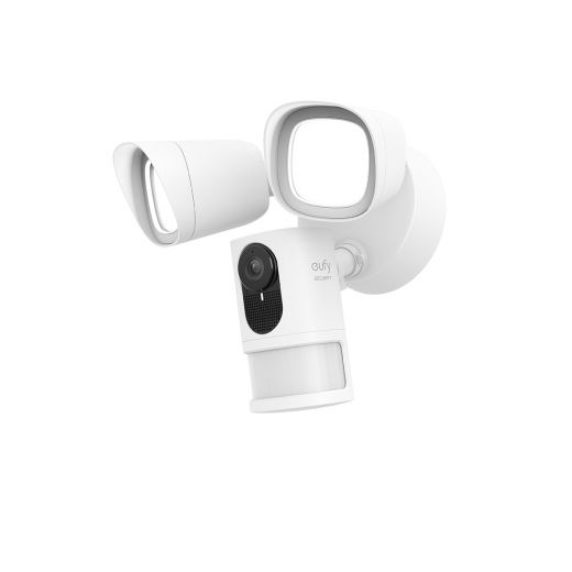 Eufy Smart Floodlight With Camera 1080P - White