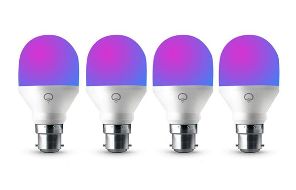 LIFX Mini Colour (4 Pack)