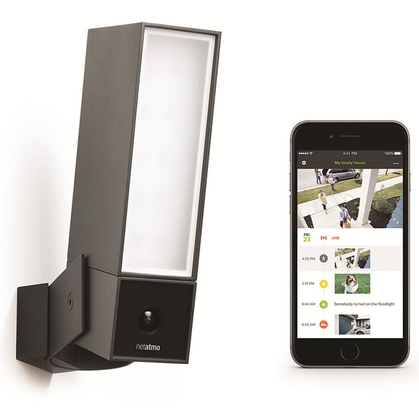 Netatmo Presence Smart Outdoor Camera