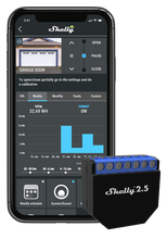 Load image into Gallery viewer, Shelly 2.5 - Double Relay