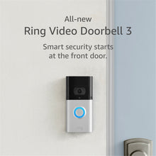 Load image into Gallery viewer, Ring Video Doorbell 3
