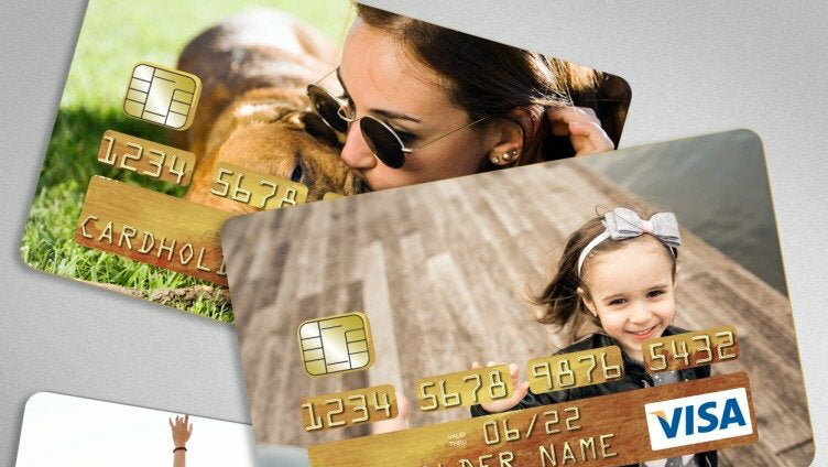 Customized Credit Cards