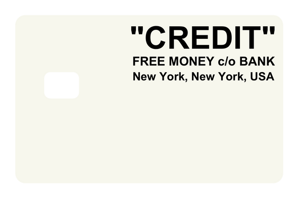 Create My Own Credit Card