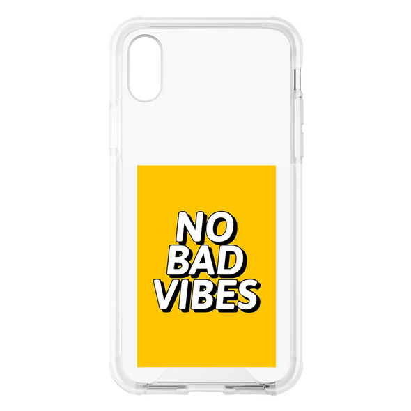 No Bad Vibes Super Slim Phone Case