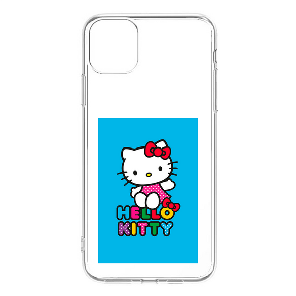 Hello Kitty Cover For The Phone