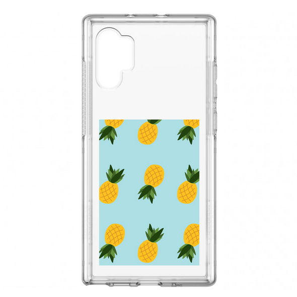 Pineapples Silicone Phone Case
