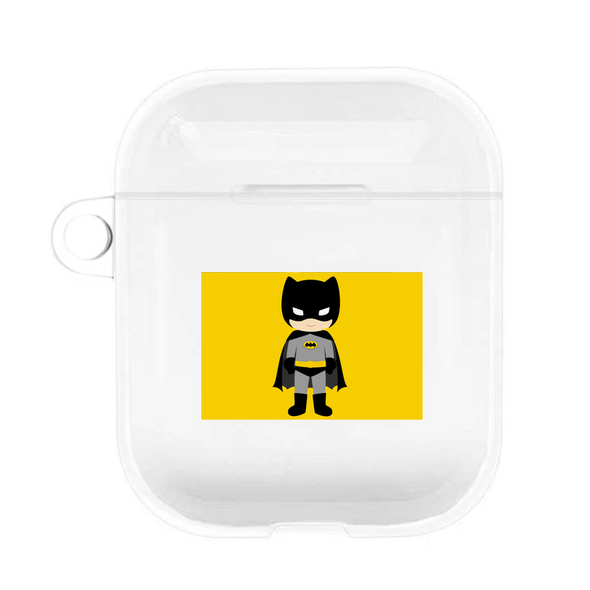 Batman Airpods Pro Transparent Case