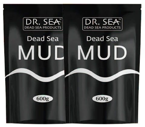 Dead Sea Mineral Mud 2packs 天然死海泥 2包裝