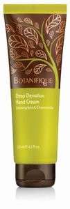 Deep Devotion Hand Cream - lemongrass & Chamomile 檸檬草洋甘菊滋潤護手霜