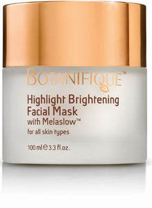 Highlight Brightening Facial mask 高嶺土香櫞果亮澤面膜