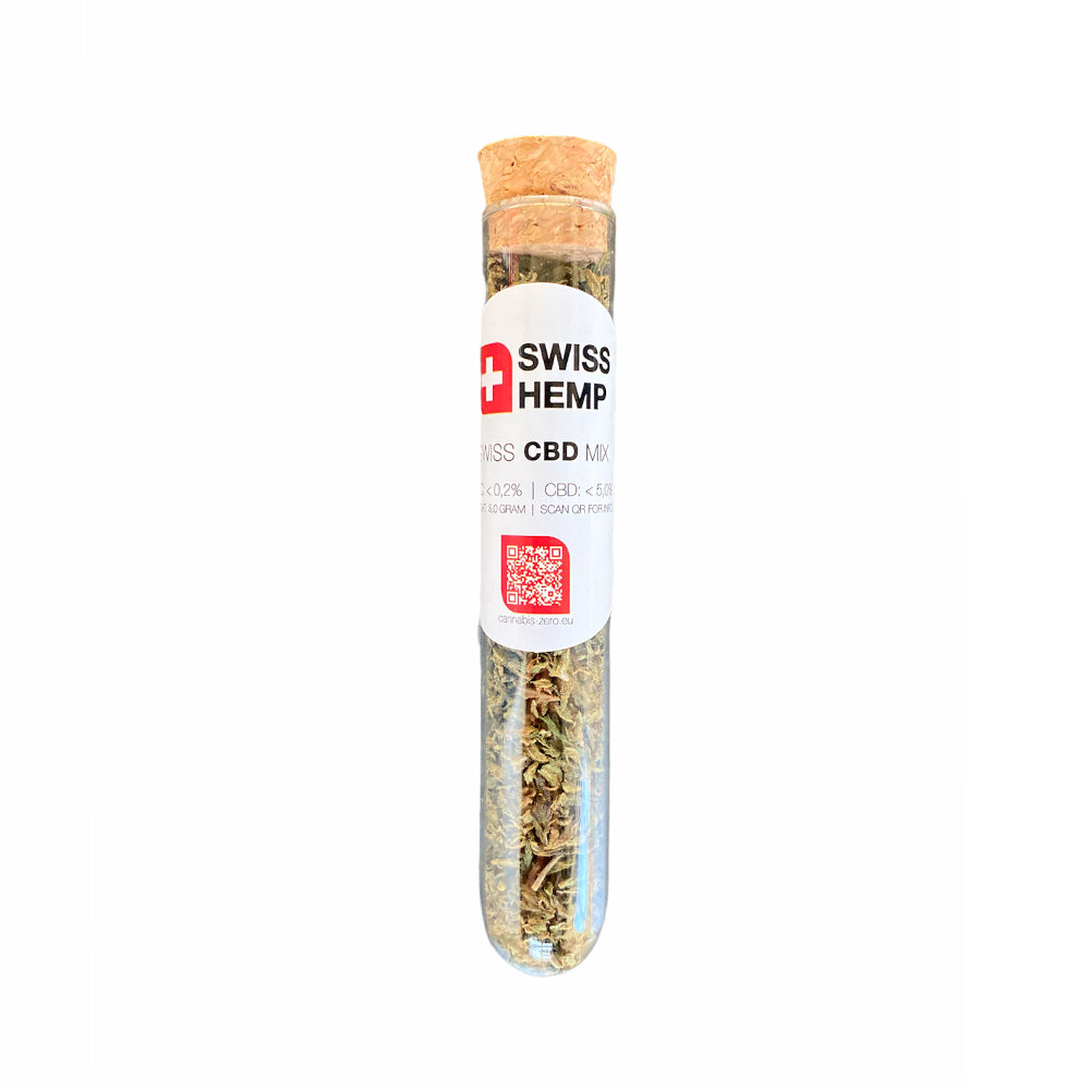 Swiss Hemp - Swiss CBD Mix 5 Gram