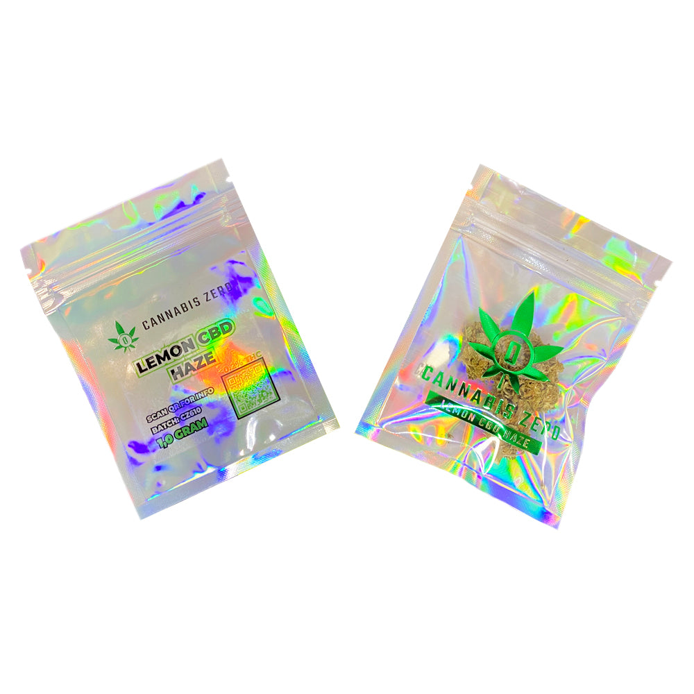 Lemon CBD Haze 1 Gram Bag