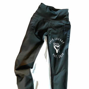 NOIR LOUNGE Power Yoga Pant