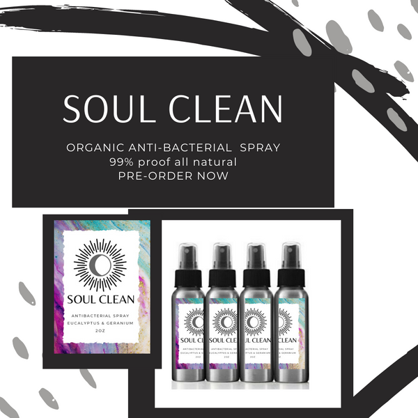 Soul Clean Anti-Bacterial Spray