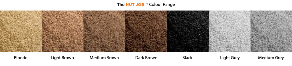 Nut Job colours
