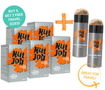 Nut Job Blond Hair Fibres plus Small Travel Size - Buy 5, Get 2 x Travel Size FREE!