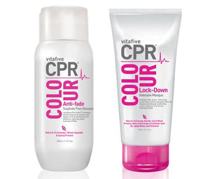 CPR Anti Fade Colour Fade Shampoo and Intensive Masque