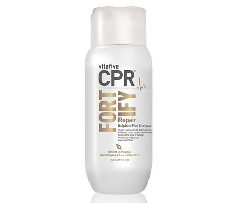 CPR Fortify Repair Shampoo - Fortify folicles, deep penetration. Sulphate and paraben free