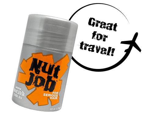 Nut Job Travel Size Three Pack - Dark Brown Bulk Buy