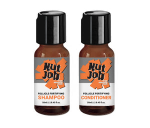 Nut Job Follicle Fortifying Conditioner 50g Travel Size