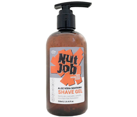 Nut Job Aloe Soothing Shave Gel
