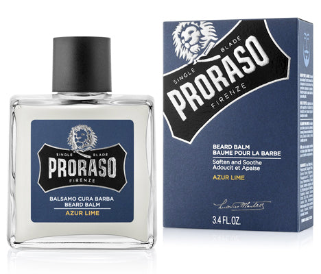 Proraso Beard Balm Azur Lime - Soften and Soothe