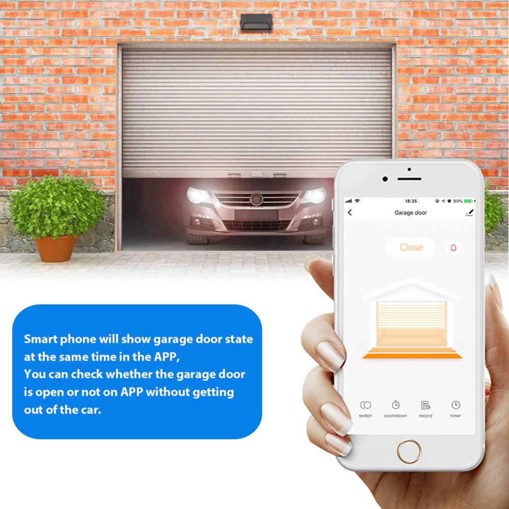 FarrGo Smart Garage Door Controller WiFi Controller Wireless Remote Controller