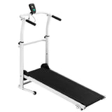 FarrGo Slimming Mini Mechanical Walking Machine Home Fitness Equipment Treadmill
