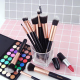 Yearnshoes 14 Makeup brush sets Beauty Tools Essential Quality Brushes