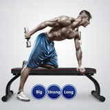 FarrGo Dumbbell Bench Foldable Fitness Equipment chest Muscle Training Chair
