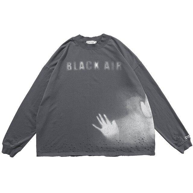 'Black Air' Sweatshirt - eboyngirl