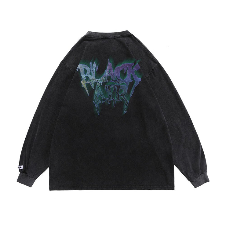 Black Atr Sweatshirt